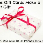 Save on iTunes GC at JC Penney and $25 Amazon Giveaway #iTunesJCP15