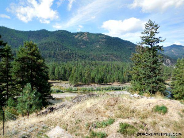 Montana, Western Montana, Lolo National Forest