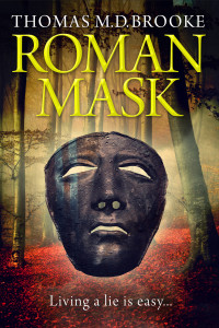 Roman Mask by Thomas M.D. Brooke