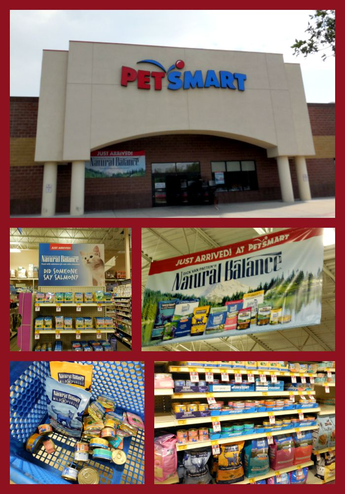 Petsmart, Natural Balance at PetSmart, Natural Balance Pet Food, #sponsored