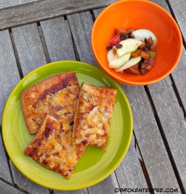 Smithfield Marinated Pork. Garlic and Herb Pork Loin, Barbecue Pork Pizza, #weavemade, #GetBackToPork, #DeliciousInMintues, #Ad