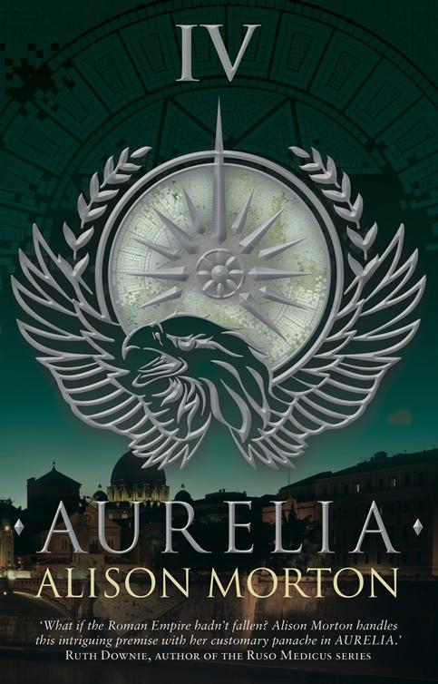 Aurelia by Alison Morton – Blog Tour and Spotlight