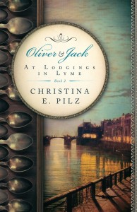 Oliver and Jack in Lodgings at Lyme by Christina E. Pilz