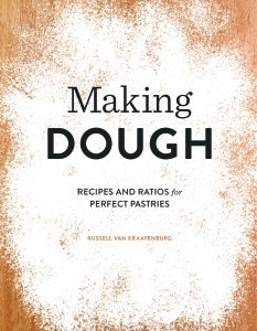 Making Dough, Russell van Kraayenburg, Quirk Books, #MakingDough