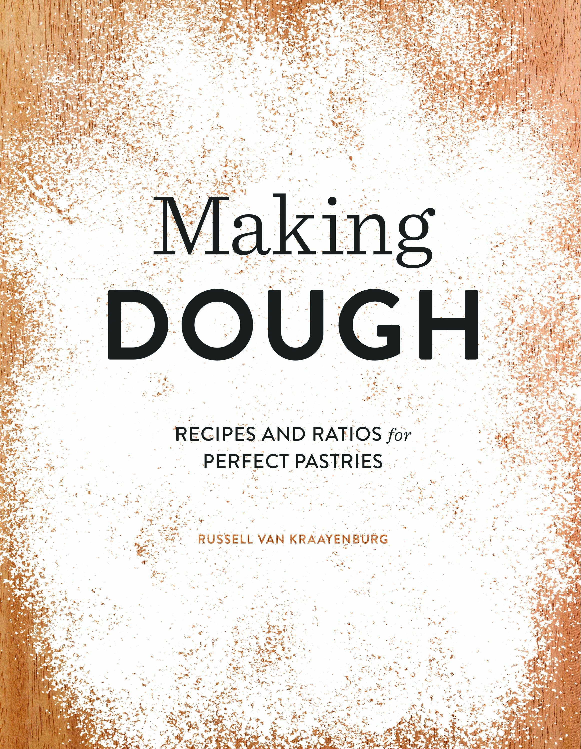 making dough by russell van kraayenburg review recipe