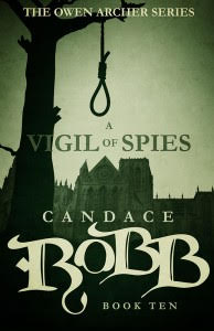 A Vigil of Spies (Owen Archer 10) by Candace Robb – Blog Tour and Book Review