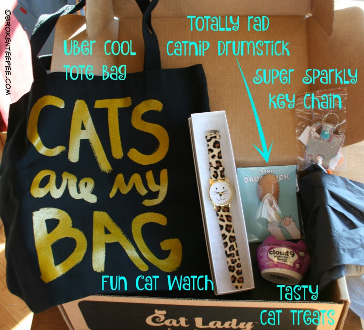 Crazy CatLadyBox, CatLadyBox, catladybox.com, #sponsored