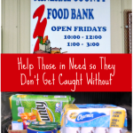 Help Those In Need This Holiday Season so They Don't Get Caught Without