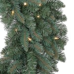 Tree Classics Austrian Spruce 9ft. Lighted Garland Giveaway