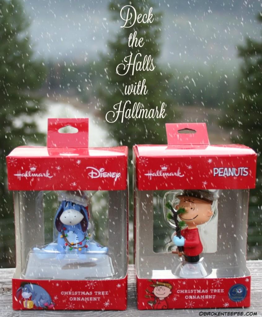 Hallmark Ornaments at Walmart, Hallmark Ornaments, #SendHallmark, #CollectiveBias, #sponsored