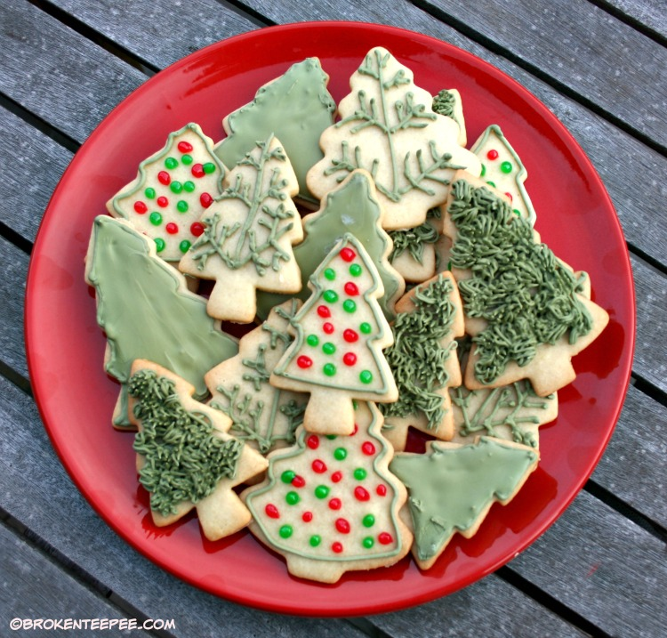 Classic Sugar Cookies for Holiday Baking Fun