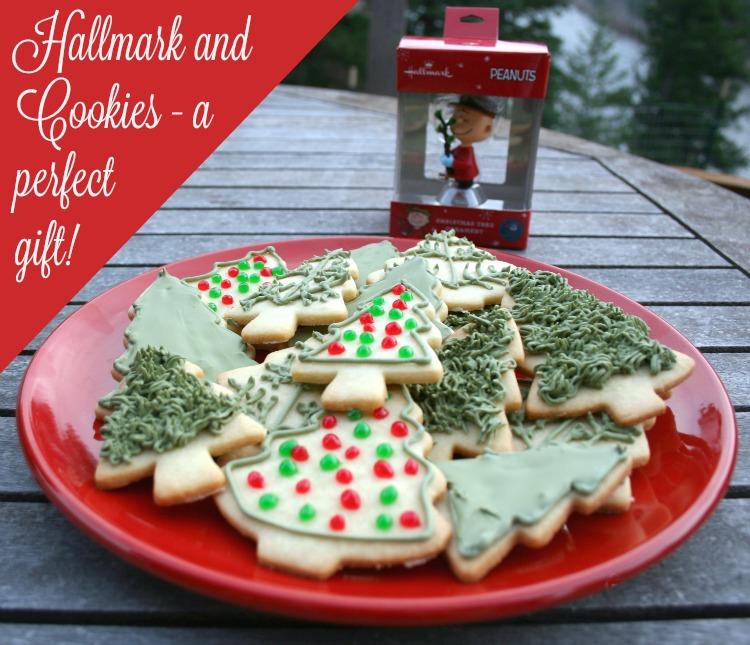 Christmas Tree Sugar Cookies, Hallmark Ornaments at Walmart, Hallmark Ornaments, #SendHallmark, #CollectiveBias, #sponsored