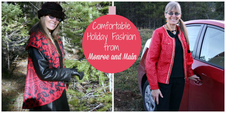 Monroe and Main, Comfortable Holiday Fashion, #MMHolidayFashion, #sponsored