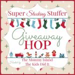 Super Stocking Stuffer Giveaway Hop – Win Happy Goat Soap
