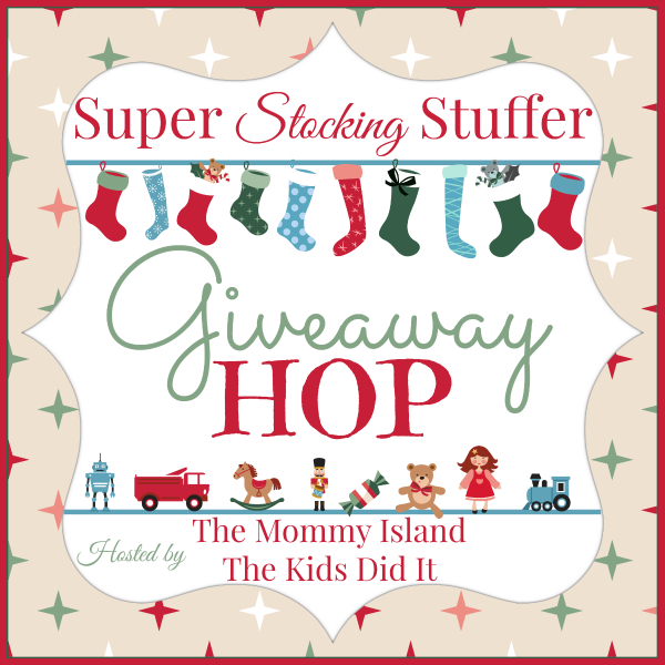 Super Stocking Stuffer Giveaway Hop – Win Happy Goat Soap