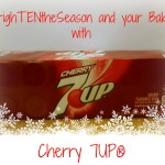 A Delicious New Year's Dessert Featuring Cherry 7UP® Caramel