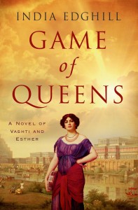 Game of Queens by India Edghill