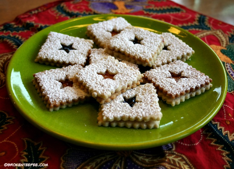 Linzer Tarts – A Cookie for Holidays, Special Occasions or Just Because