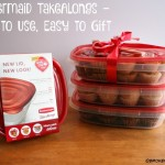 Share the Holiday with Rubbermaid TakeAlongs