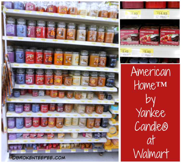 yankee candle display shelf 3