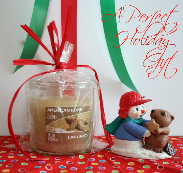 Give the Gift of Fragrance with American Home™ by Yankee Candle® Brand