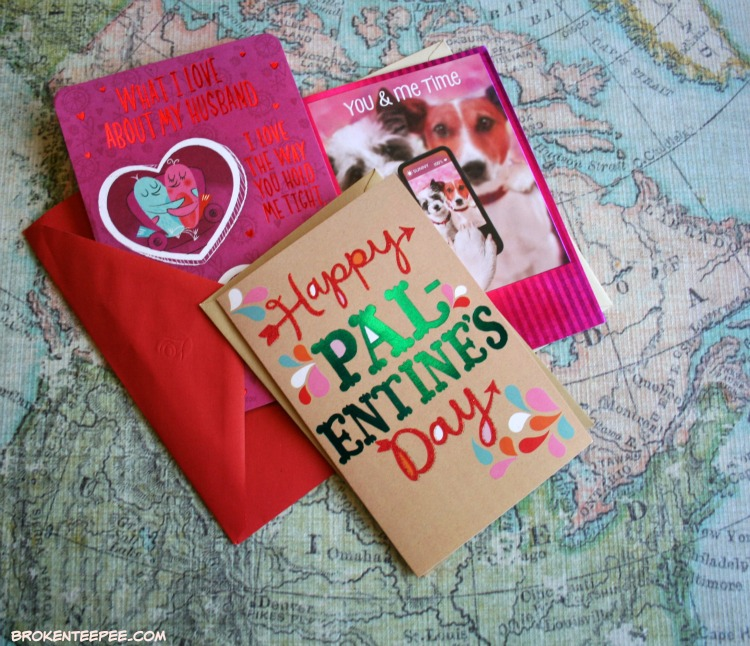 American Greetings®, M&M's® Strawberry, DOVE®, #SendSweetness, #ad