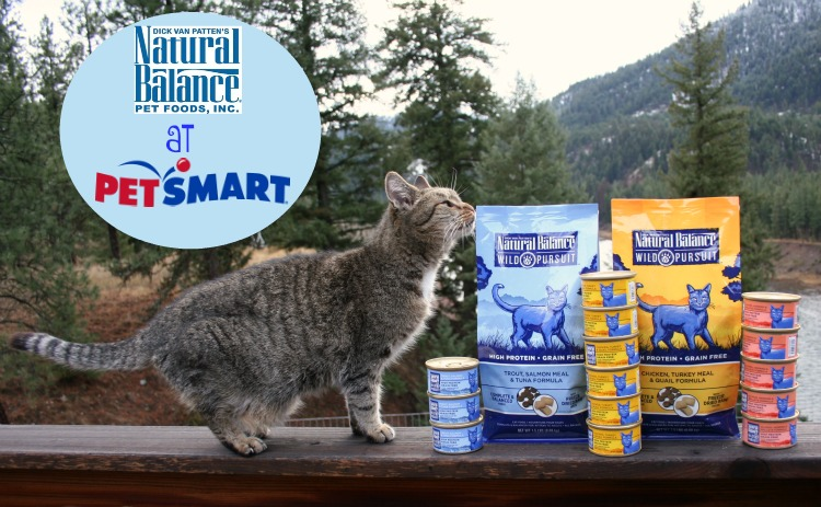 best pet food, natural pet food, Natural Balance, Wild Pursuit, PetSmart, #NaturalBalance, #sponsored