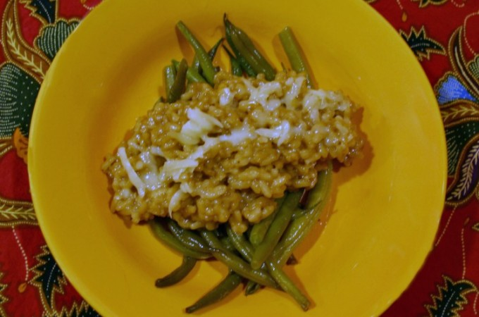 Risotto recipe, Beer Cheese Risotto, making risotto