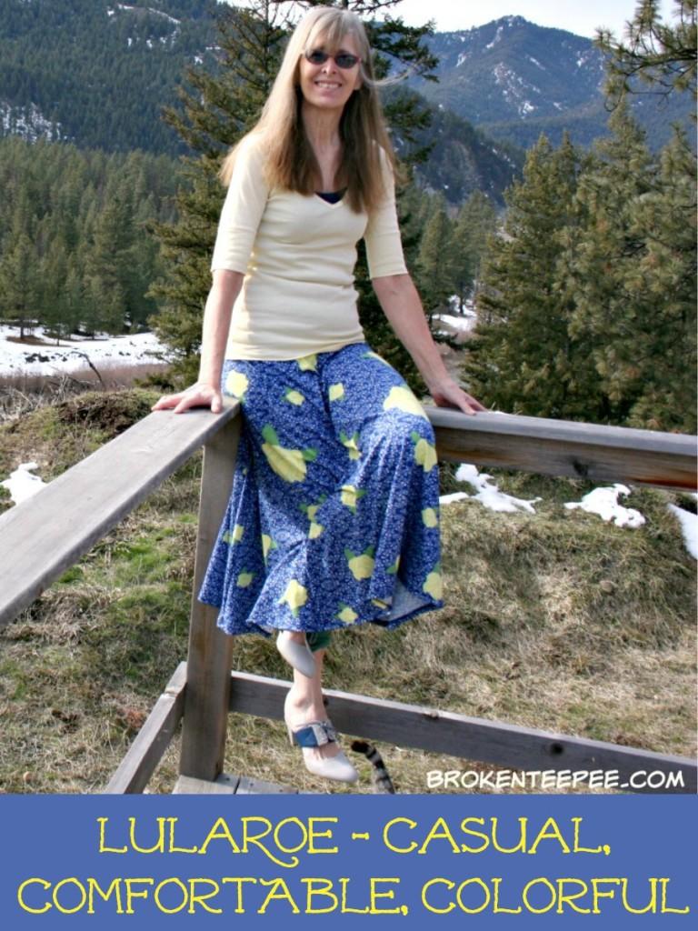 LuLaRoe, Maxi Skirt, #ad