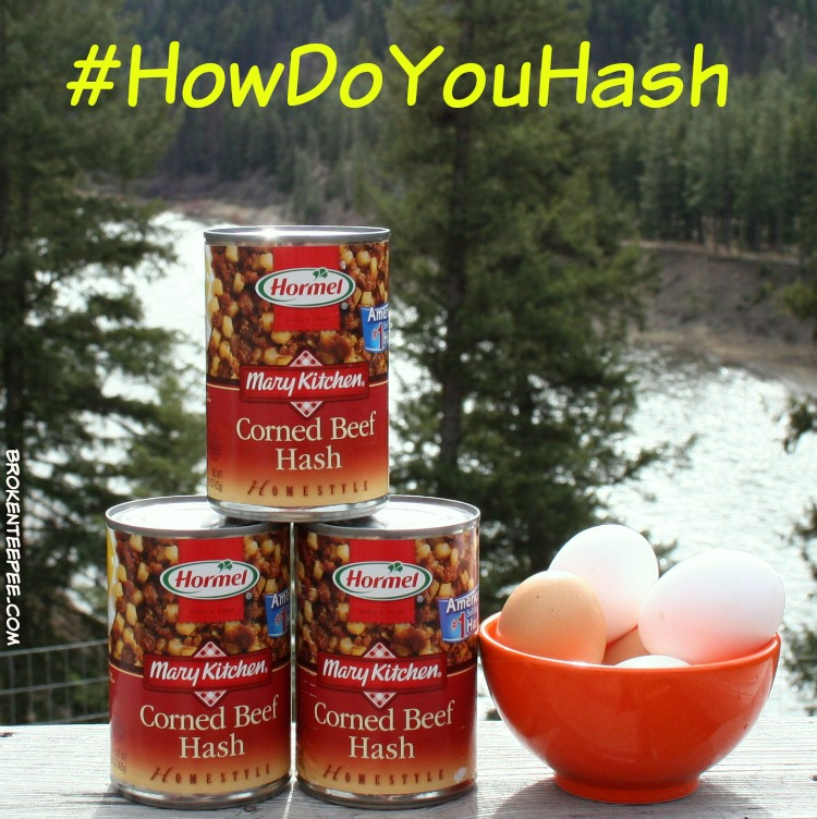 how to prepare canned corned beef hash