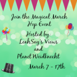Magical March Giveaway Hop