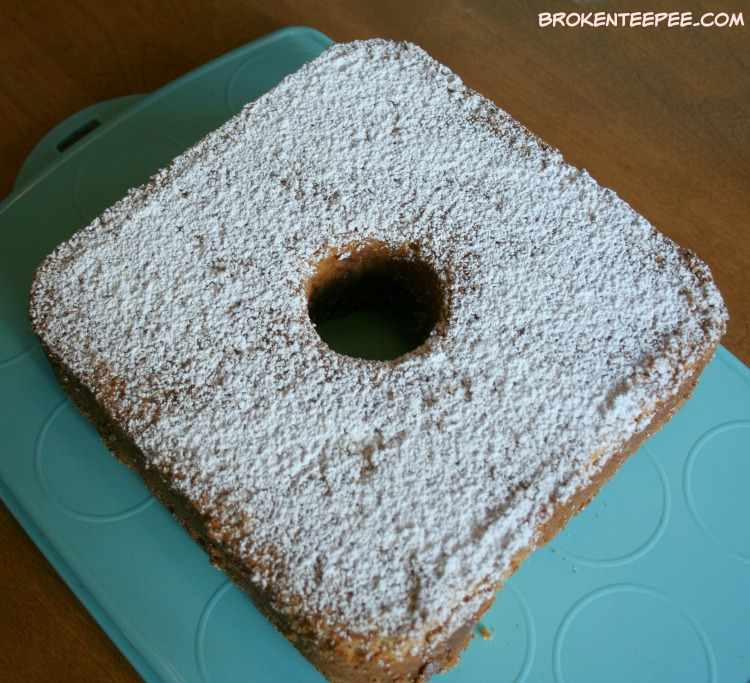 Coconut Chocolate Marble Cake Recipe – Baking for the Firemen