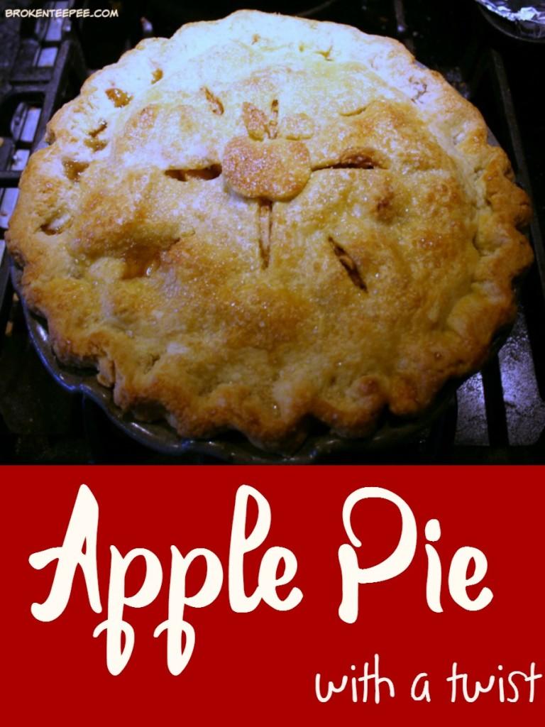 Apple Pie Recipe with a Twist