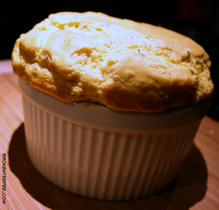 Bacon and Jarlsberg Souffle Recipe - Broken Teepee