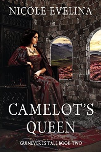 Camelot's Queen by Nicole Evelina – Blog Tour and Book Review