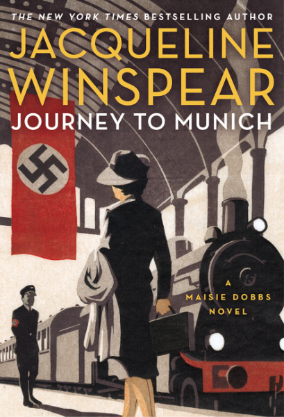 Journey to Munich by Jacqueline Winspear – Blog Tour and Book Review
