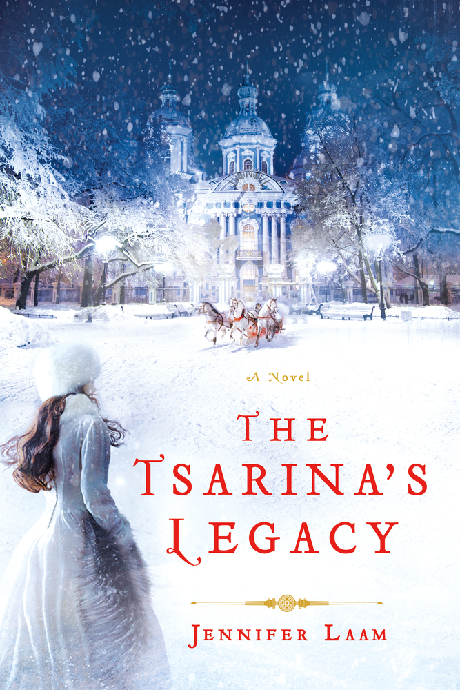 The Tsarina's Legacy by Jennifer Laam – Book Giveaway