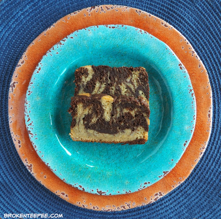 Marbled Banana Cake, banana cake recipe