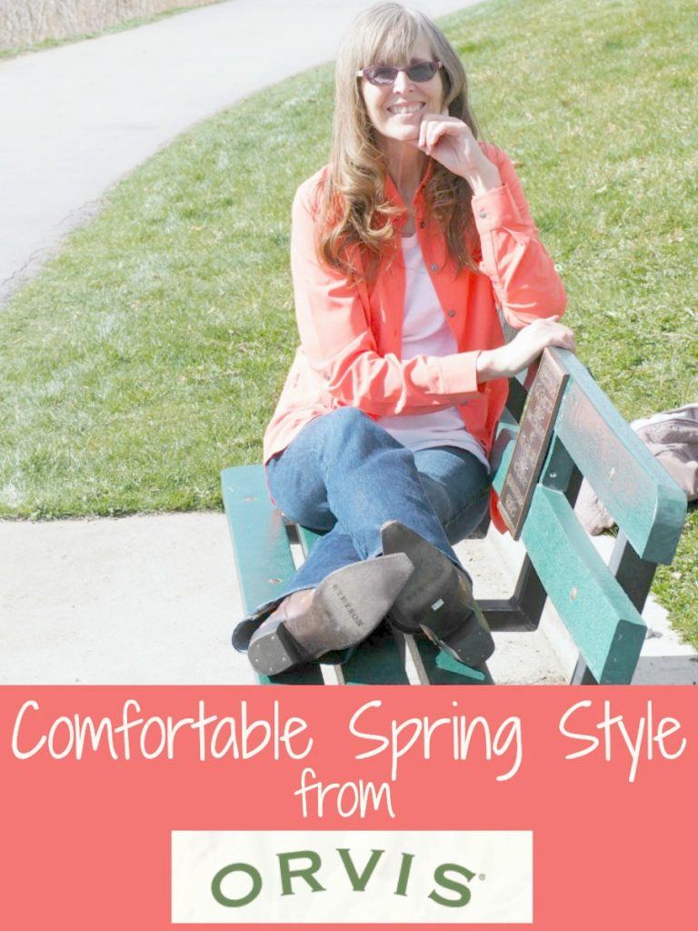Comfortable Spring Style from Orvis, #SpringintoOrvis, #IC, #AD