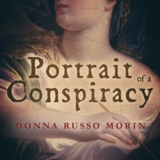 Portrait of Conspiracy by Donna Russo Morin
