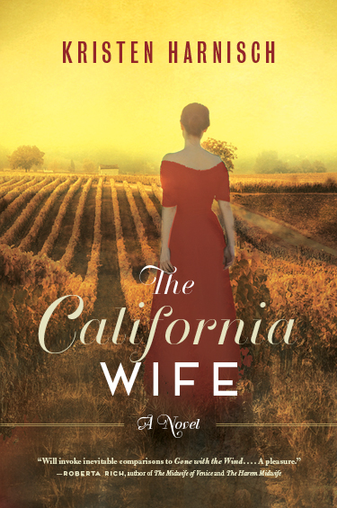 The California Wife by Kristen Harnisch – Book Review