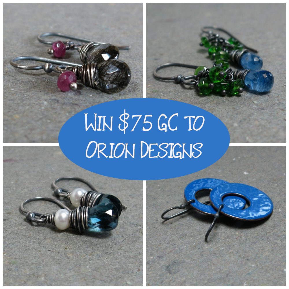 Celebrate with Me: Orion Designs Giveaway
