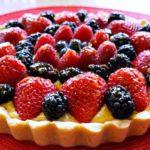 Summer Berry Tart Recipe