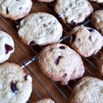 Cherry Vanilla Chip Cookies, cherry recipe