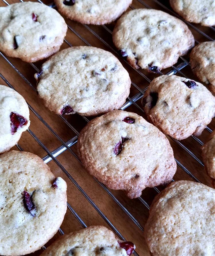A New Cherry Recipe – Cherry Vanilla Chip Cookies