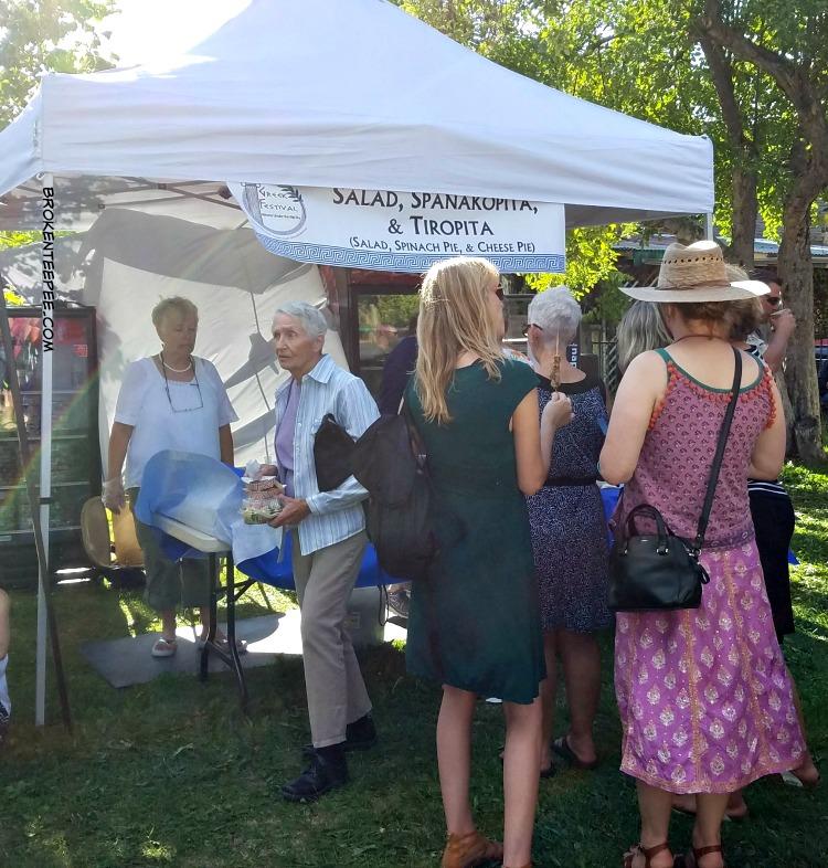Montana Greek Festival, Missoula Montana