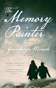 The Memory Painter by Gwendolyn Womack