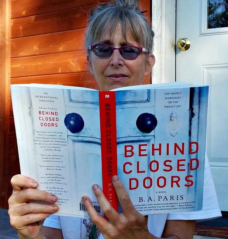 Behind Closed Doors by B. A. Paris (2016, CD, Unabridged) 7 CD