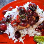 Brandied Cherries on Pork Loin – Leftovers Recipe