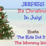 Christmas in July Giveaway Hop – Win a Box of Books and Candy Decors